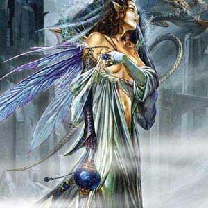 Alchemy Sirona Bride of the Moon