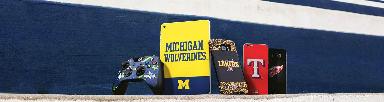Designs for Sports & Collegiate