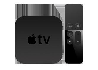 Shop Apple TV Box + Remote (4th Gen, 2015) Skins