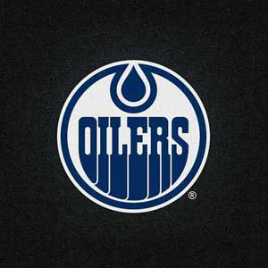 Edmonton Oilers Black Background