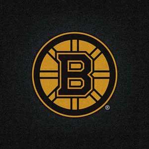 Boston Bruins Black Background