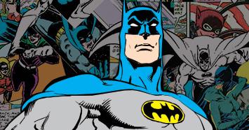 Browse Batman Designs
