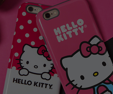 Sanrio & Hello Kitty Mobile Banner