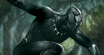 Browse Black Panther Designs