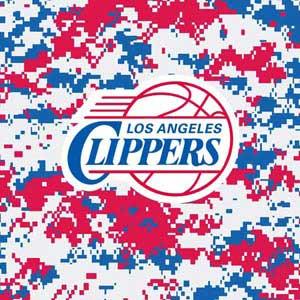 Los Angeles Clippers Digi Camo