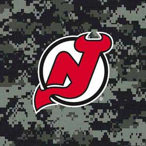 New Jersey Devils Camo