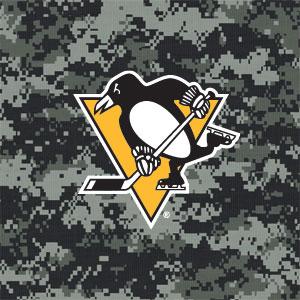 Pittsburgh Penguins Camo