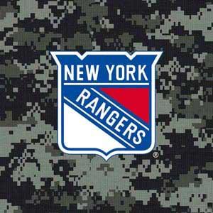New York Rangers Camo