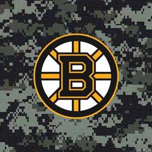 Boston Bruins Camo