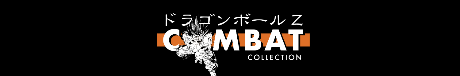 Designs for Dragon Ball Z Combat Collection