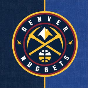 Denver Nuggets Canvas