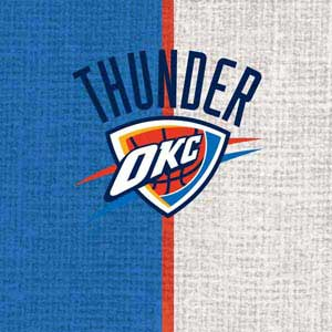 Oklahoma City Thunder Canvas