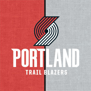 Portland Trailblazers Canvas