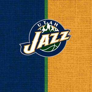 Utah Jazz Canvas