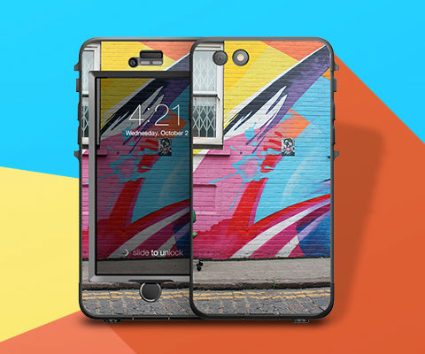 Create Your Own for Custom LifeProof Skins
