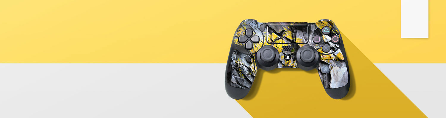 Create Your Own for Custom PlayStation Skins