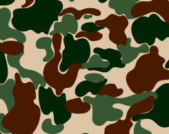 Camouflage Phone Cases and Skins