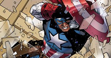 Browse Captain America Designs