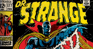 Browse Comic Book Covers Designs