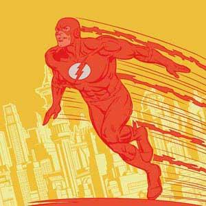 Flash Cityscape