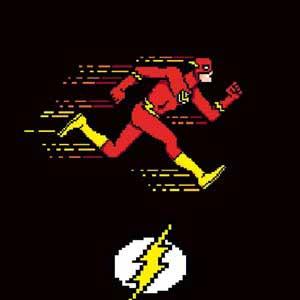 Pixelated Flash