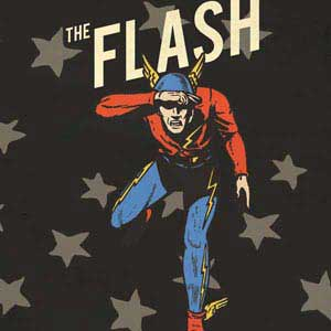 Retro Flash Stars