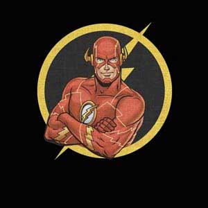 Flash Folded Arms