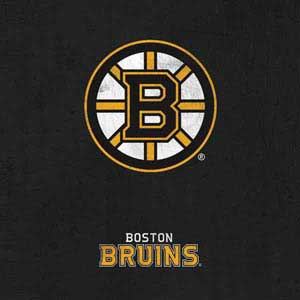 Boston Bruins Distressed