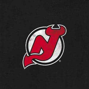New Jersey Devils Distressed