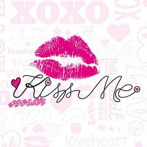 Kiss Me Doodle