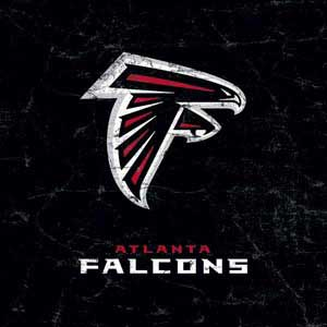 Atlanta Falcons Distressed