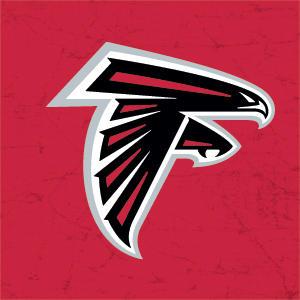 Atlanta Falcons - Alternate Distressed