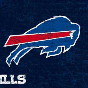 Buffalo Bills Distressed