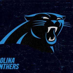Carolina Panthers Distressed