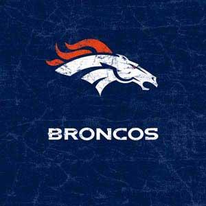 Denver Broncos - Distressed