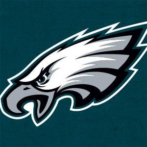 Philadelphia Eagles Distressed