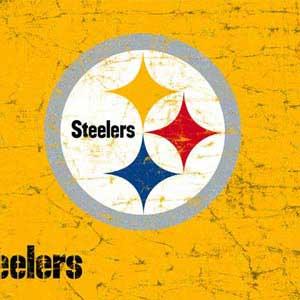 Pittsburgh Steelers - Alternate Distressed