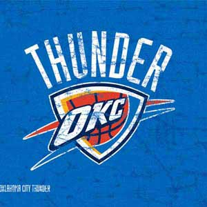 Oklahoma City Thunder Primary Logo