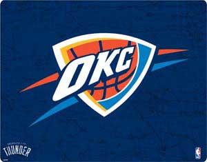 Oklahoma City Thunder Partial Logo