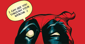 Browse Deadpool Designs