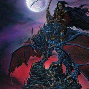 Ed Beard Jr. Dragon Reaper