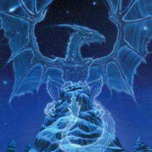 Ed Beard Jr. Winter Spirit Dragon