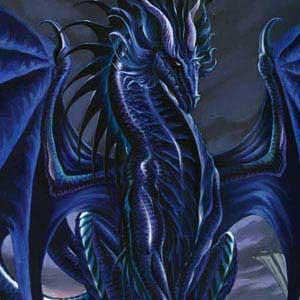 Ruth Thompson Dark Dragon