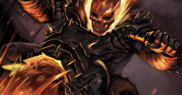 Browse Ghost Rider Designs