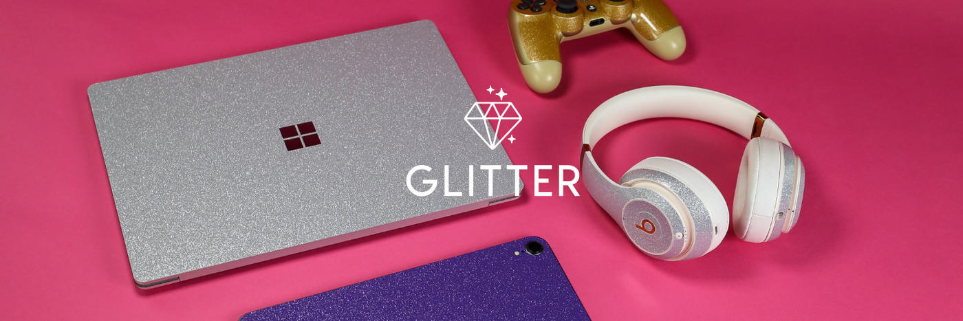 Designs Glitter Skins Phone Cases and Skins
