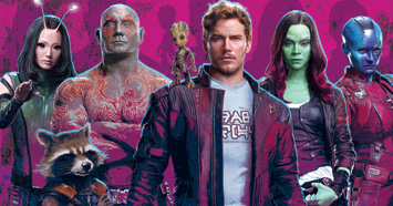 Browse Guardians of the Galaxy Designs