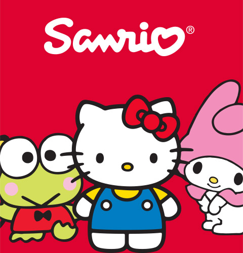 Designs for Sanrio & Hello Kitty