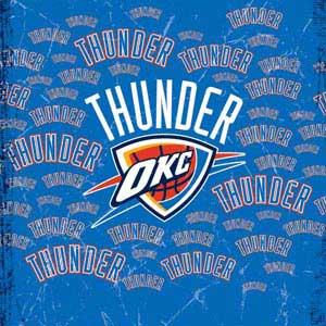Oklahoma City Thunder Blast