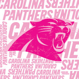 Carolina Panthers - Blast Pink