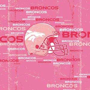Denver Broncos - Blast Pink